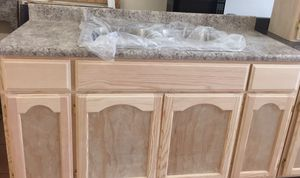 Kitchen cabinet countertop & sink 5ft for Sale in Los Angeles, CA