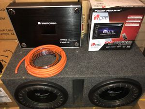 ALL BRAND NEW SYSTEM for Sale in Tempe, AZ