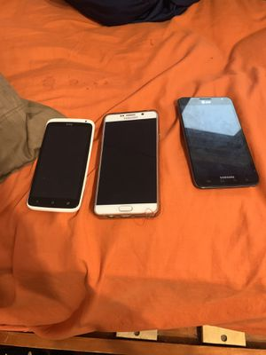 HTC/ Samsung for Sale in Brooklyn, NY