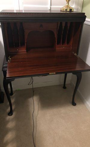 1920's secretary desk. for Sale in Rancho Cucamonga, CA
