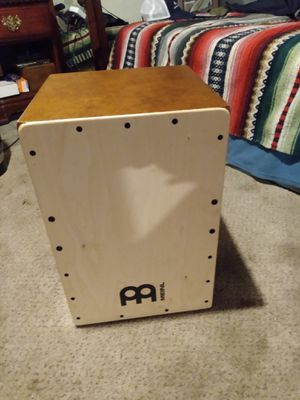Drum box for Sale in Parkersburg, WV