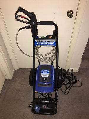 Pressure washer ( New) no box 2000psi for Sale in Baltimore, MD