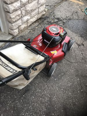 Craftsman lawn mower. Self propelled. Works great for Sale in White Lake charter Township, MI