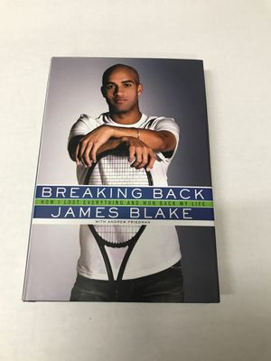 James Blake Signed Book Autobiography Auto for Sale in Torrance, CA