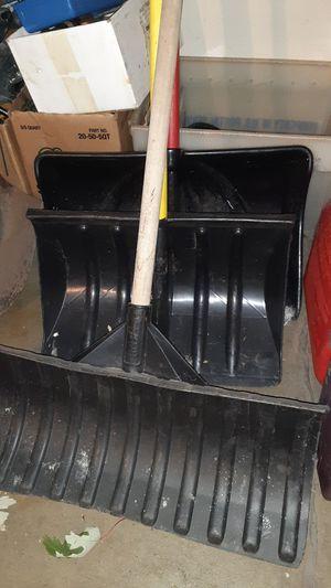 Snow shovels for Sale in Wauconda, IL