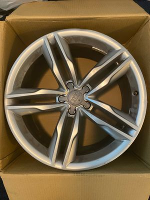 """Set of Four (4) OEM 20"""" Rims for 2013 Audi S7 for Sale in Tampa, FL"""