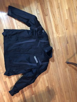 Original YAMAHA Men's winter and summer Motorcycle jacket LIKE NEW BARELY USED for Sale in Brooklyn, NY