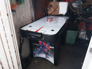 Like new kids Air Zone air hockey table for Sale in Romulus, MI