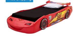 Lightning McQueen Twin bed for Sale in Odell, IL
