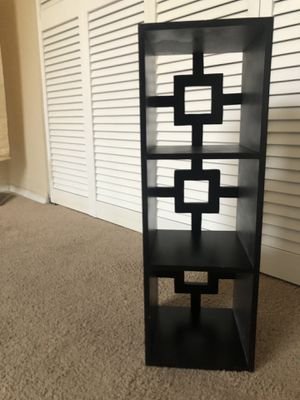 small black shelf for Sale in Maitland, FL