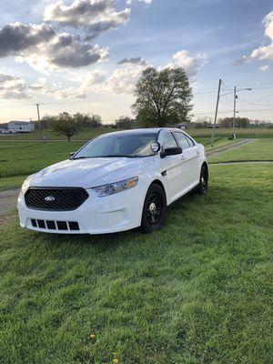 2014 police interceptor sedan AWD 3.7l 125,000 for Sale in Columbiana, OH