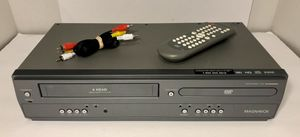 Magnavox DV200MW8 DVD Player & VCR VHS Player With Remote - Tested for Sale in Westwood, KS