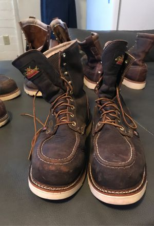 Work Boots|Thoroboots|size10 for Sale in Phoenix, AZ