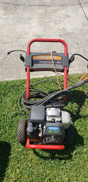 TROY BILT PRESSURE WASHER for Sale in Union City, GA