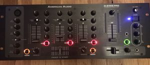 American audio G-2422 PRO mixer for Sale in San Antonio, TX