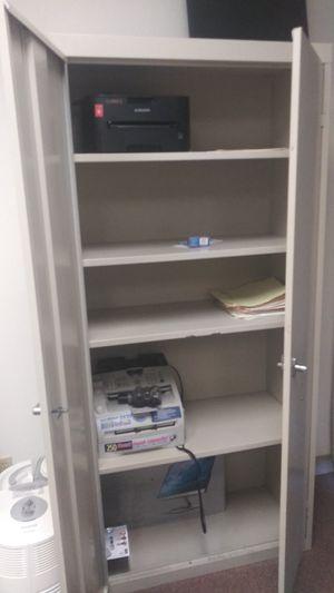 Large filing cabinet for Sale in Las Vegas, NV