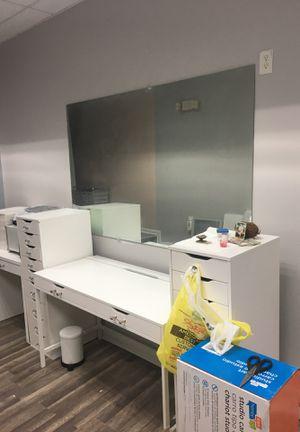 4*6 frameless mirror for Sale in South Hackensack, NJ