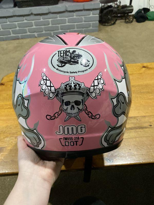 Women's Size Small Motorcycle Helmet