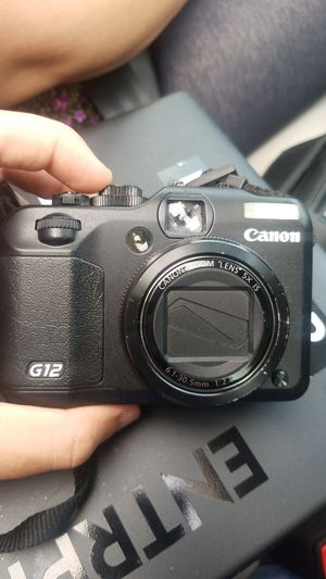 Canon G12 for Sale in Lake Shore, MD