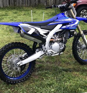 2020 YZ250F Dirt bike for Sale in Fort Washington, MD