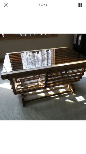Vintage Lobster Trap Coffee Table for Sale in Sahuarita, AZ
