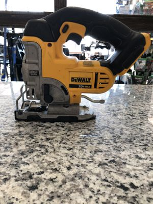 DeWalt Cordless Variable Speed Jig Saw for Sale in Revere, MA