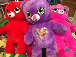 Shopkins Build-A-Bear Lot for Sale in Cleveland, OH