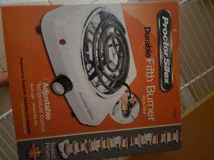 Portable burner for Sale in Rockledge, FL