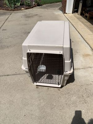 Large dog crate for Sale in Raleigh, NC
