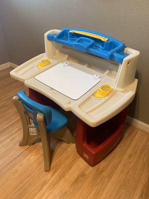 Toddler table and chair for Sale in Clovis, CA