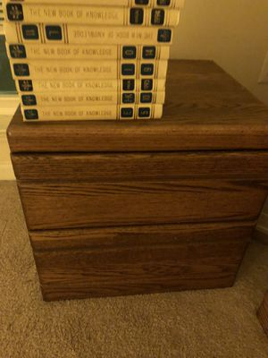 2 drawers and a book shelf for Sale in Frederick, MD