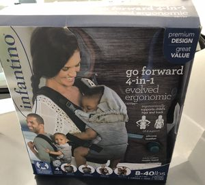 Infantino baby carrier for Sale in Chula Vista, CA