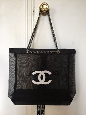 **ONLY 2 LEFT** Authentic BRAND NEW/ NEVER USED VIP GIFT Chanel Mesh Tote! for Sale in Oceanside, NY