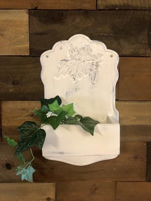 Antique Wall Mounted Box Shelf for Sale in Payson, AZ