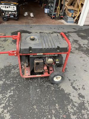 General 7000 generator for Sale in Lakewood, WA