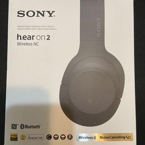 Sony Hear On 2 Headset. (WHH900N Wireless) for Sale in Lorton, VA