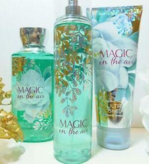 Bath and body works - magic in the air for Sale in San Bernardino, CA