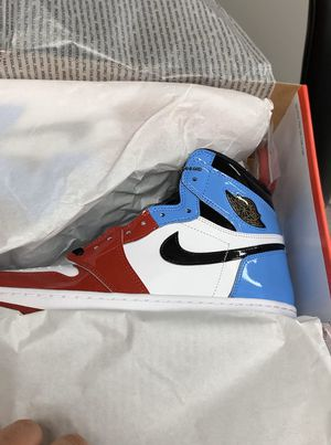 "Jordan 1 high retro ""UNC Chicago"" for Sale in Charlotte, NC"