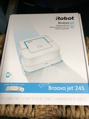 Braava jet 245 for Sale in Thompson, CT
