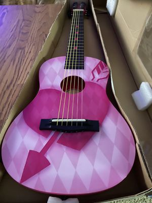 Acoustic Girl Guitar for Sale in Riverview, FL