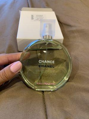 Chanel CHANCE EAU FRAÎCHE Eau de Toilette 3.4oz for Sale in Miami, FL