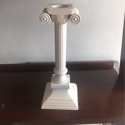 Metal Pillar Candle Holder for Sale in Hialeah,  FL