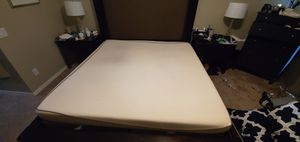 Nature's Sleep King Memory Foam Bed and Box Springs only for Sale in Town 'n' Country, FL