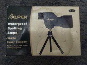 Allen waterproof scope for Sale in Montgomery, AL