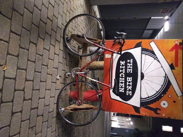 Road racing bike peugot