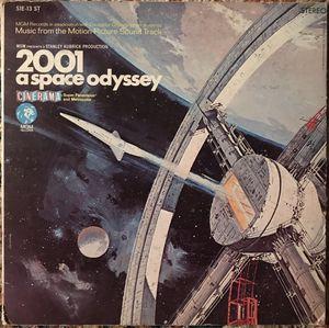 2001 - A Space Odyssey Original Soundtrack 1968 Vinyl Record for Sale in Pomona, CA