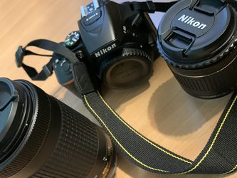Nikon D5600 DSLR for Sale in Santa Clarita,  CA