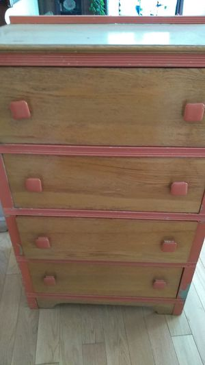 Wooden dresser for Sale in Cogan Station, PA