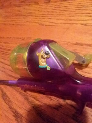 Scooby Doo fishing rod and reel for Sale in Riverview, FL