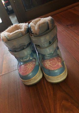 Elsa Snow boots for Sale in Reston, VA